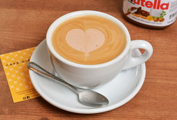 Latte Nutella