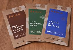Chocolate Vegano Obolo