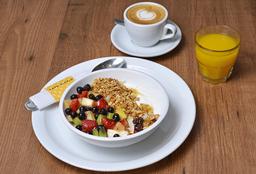 Súperbowl + Jugo de Naranja + Café o Té
