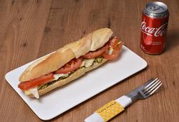 Menú Sándwich