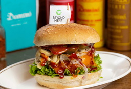 BBQ Beyond Burger Original