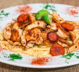Spicy Jambalaya Pasta