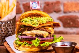 Bacon Guacamole Burger