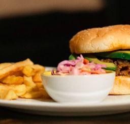 BBQ Pork Sandwich