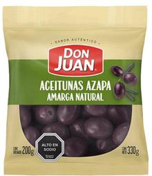 Don Juan aceitunas azapa