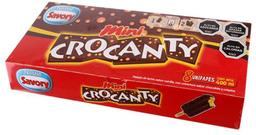 Caja Mini Crocanty 8Un 400g Savory