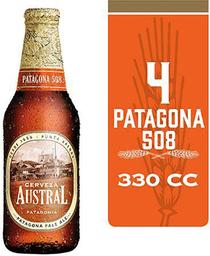 Four Pack Cerveza Austral Pale Ale Long Neck 330cc