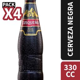 Cerveza Dark Lager Cusqueña 330cc