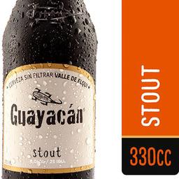Cerveza Stout 6º Gl