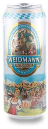 Cerveza Trigo Weidmann 500ml