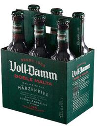 Six Pack Cerveza Voll Damm 330cc