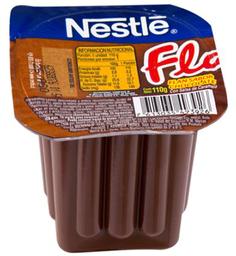 Nestlé Postres Flan Chocolate