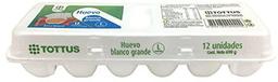 Huevo Blanco Grande 12Un Tottus
