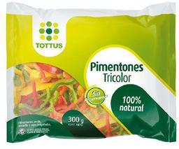 Mix Pimentones Tottus 300g