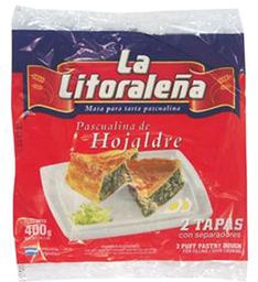 Pascualina de Hojaldre 2Un