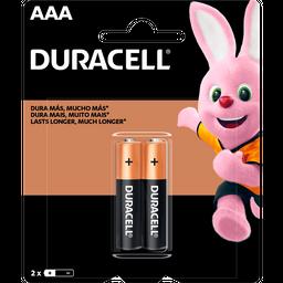 Duracell Aaa X 2 Pilas Alcalinas