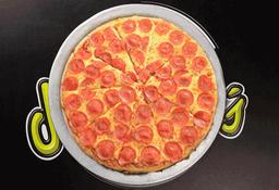 Pizza Pepperoni Familiar