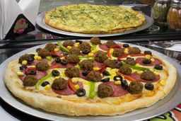 Combo B Pizza Familiar Tradicional