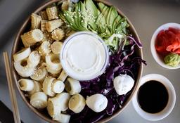 Bowl Vegetariano