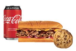 Sándwich Súper Premium en Combo
