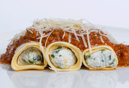 Cannelloni Espinaca