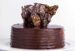 Panqueque Chocolate Guinda