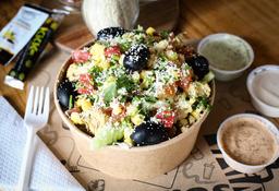 Go Salad + Bebida