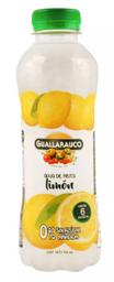 Agua Guallarauco Limón (500 cc)