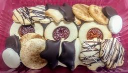 Caja de galletas artesanales