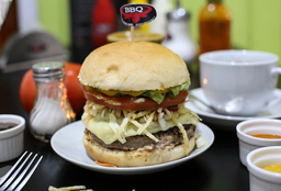 Carne Premium Burger