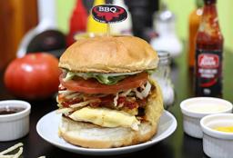 Pollo Premium Burger