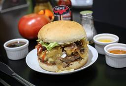 Carne Bbq Burger