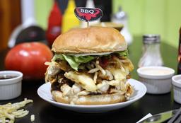Pollo Bbq Burger