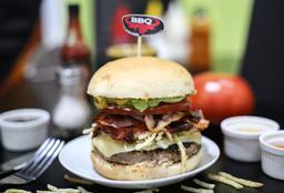 Tocino Bbq Burger