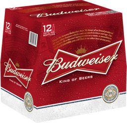 Budweiser Pack Cerveza Botellin