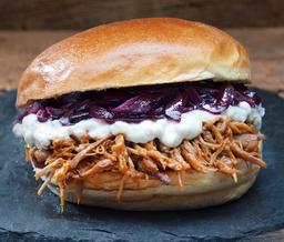 Sándwich Messie Pork