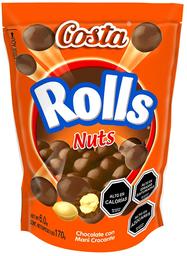 Chocolate Rolls Nuts 150g