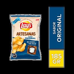 2 x Papas Fritas Lays Artesanas 185g