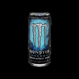 Bebida Energética Monster Absolutely Zero 473cc