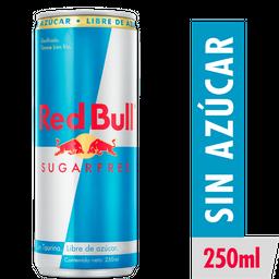 Bebida Energética Red Bull Sugar Free 250cc