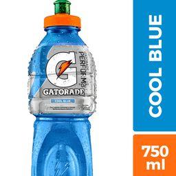 Bebida Isotónica Gatorade Cool Blue 750ml