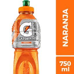 Bebida Isotónica Gatorade Naranja 750ml