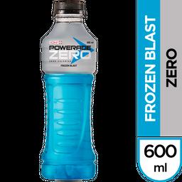 Bebida Isotónica Powerade Frozen Blast 600ml