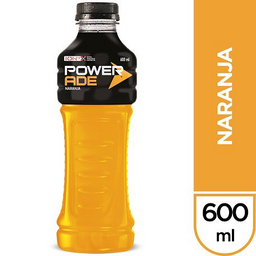 Bebida Isotónica Powerade Naranja 600ml