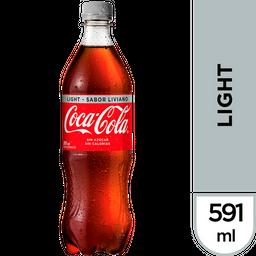 Bebida Coca Cola Light 591cc