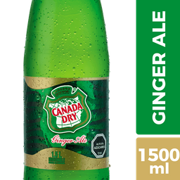 Bebida Canada Dry 1,5lt