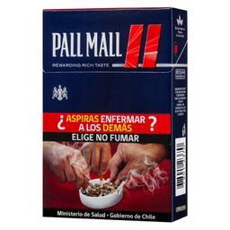 Cigarro Pallmall Rojo 20HlUn