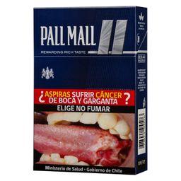 Cigarro Pallmall Gris 20