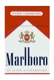 Cigarro Marlboro Rojo 20Un