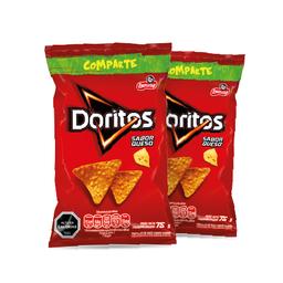 2x Doritos 75g
